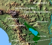 Little San Bernardino Mountains © 2004 Matthew Trump