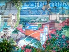 Carl May Center Mural